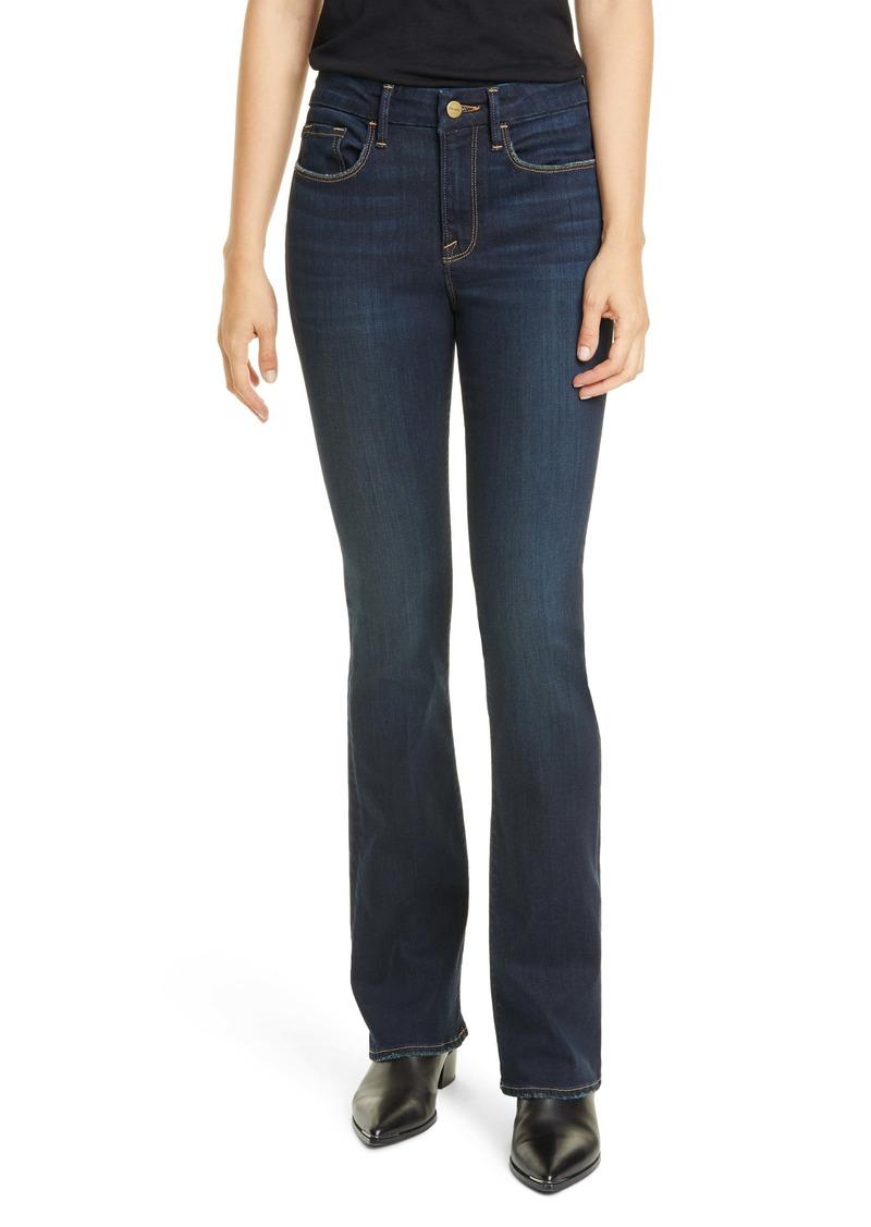 FRAME Le Mini Boot Jeans (Copa)