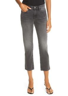 FRAME Le Nouveau High Waist Ankle Straight Leg Jeans (Oakland)
