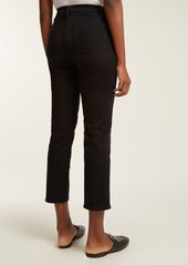 Frame Le Nouveau straight-leg cropped jeans