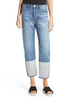 FRAME Le Original Reverse Cuff Jeans (Nimes)