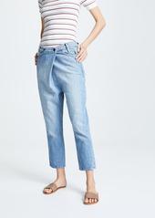 FRAME Le Overlap Jeans