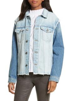 FRAME Le Reconstructed Denim Jacket (Cullen)