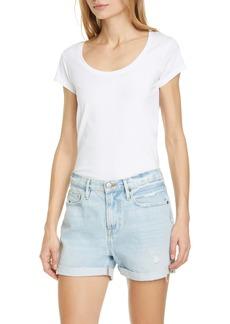 FRAME Le Scoop T-Shirt