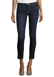 FRAME Le Skinny de Jeanne Ankle Jeans  Huntley