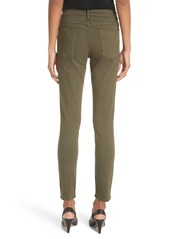 FRAME Le Skinny de Jeanne Ankle Jeans (Forest)