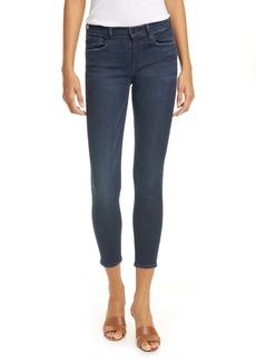 FRAME Le Skinny de Jeanne Crop Skinny Jeans (St. Jones)