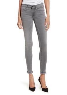 FRAME Le Skinny De Jeanne Double Hem Skinny Jeans (Maralago)
