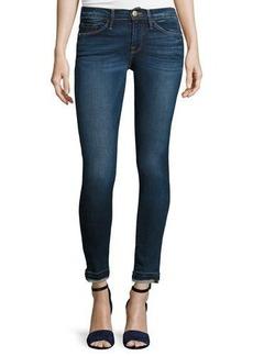 FRAME Le Skinny de Jeanne Jeans w/Released Hem