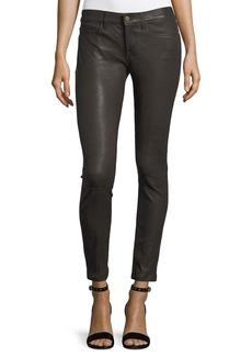 FRAME Le Skinny De Jeanne Leather Pants