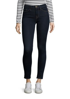 FRAME Le Skinny De Jeanne Mid-Rise Skinny Jeans