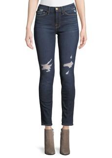 FRAME Le Skinny De Jeanne Skinny-Leg Ankle Jeans