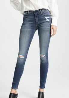 FRAME Le Skinny High Jeans