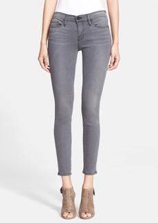 FRAME 'Le Skinny' Sateen Skinny Jeans (Greys Inn)