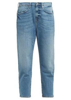 Frame Le Stevie cropped jeans