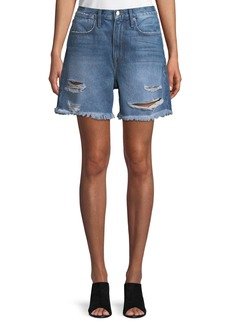 FRAME Le Stevie Denim Shorts