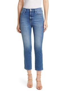 FRAME Le Sylvie Crop Jeans (Marlin)