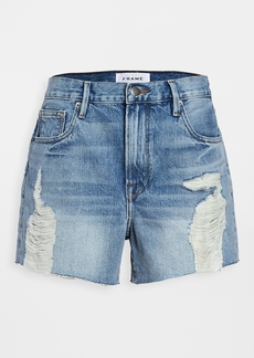 FRAME Le Ultra Baggy Shorts