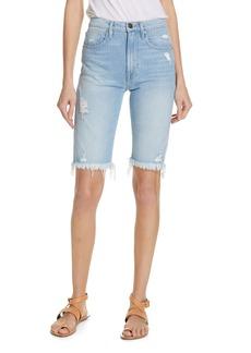 FRAME Le Vintage Bermuda Shorts (Palais)