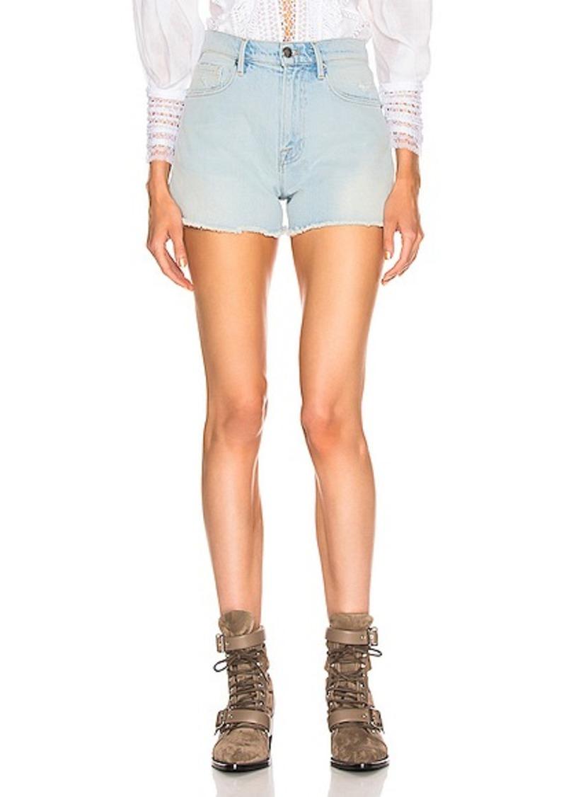 FRAME Le Vintage Short