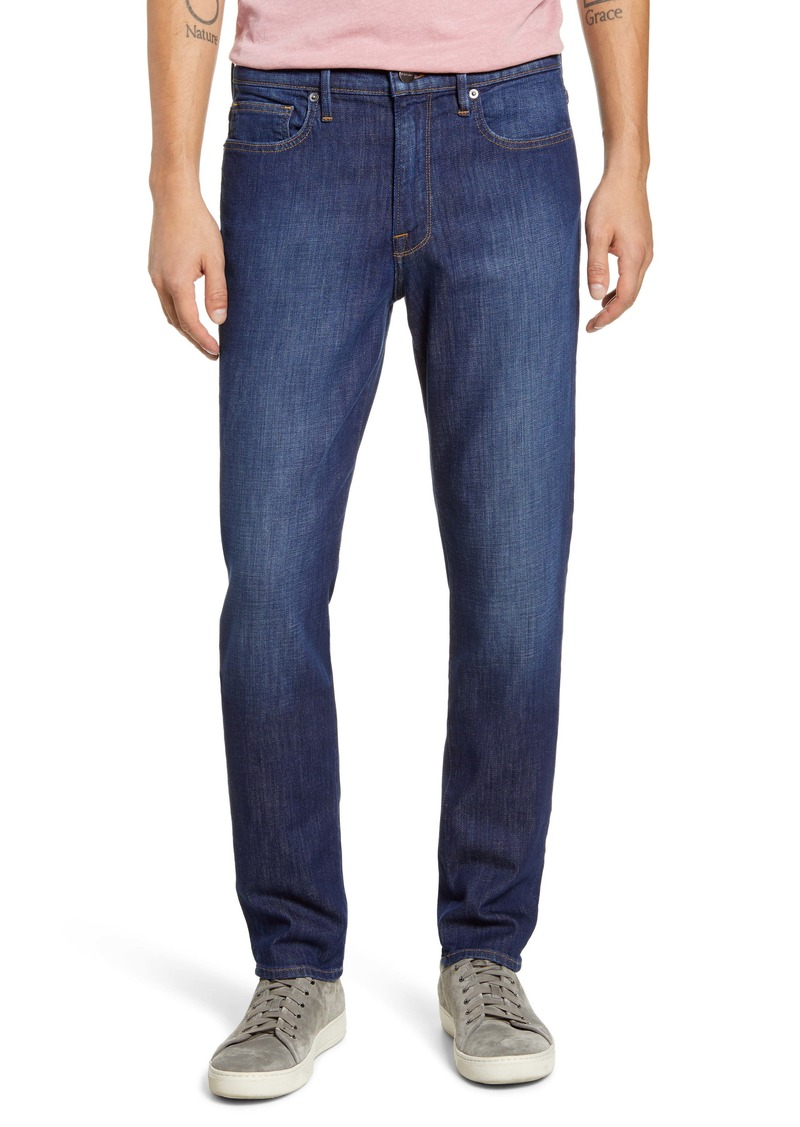 FRAME L'Homme Athletic Slim Fit Jeans (Watertown)