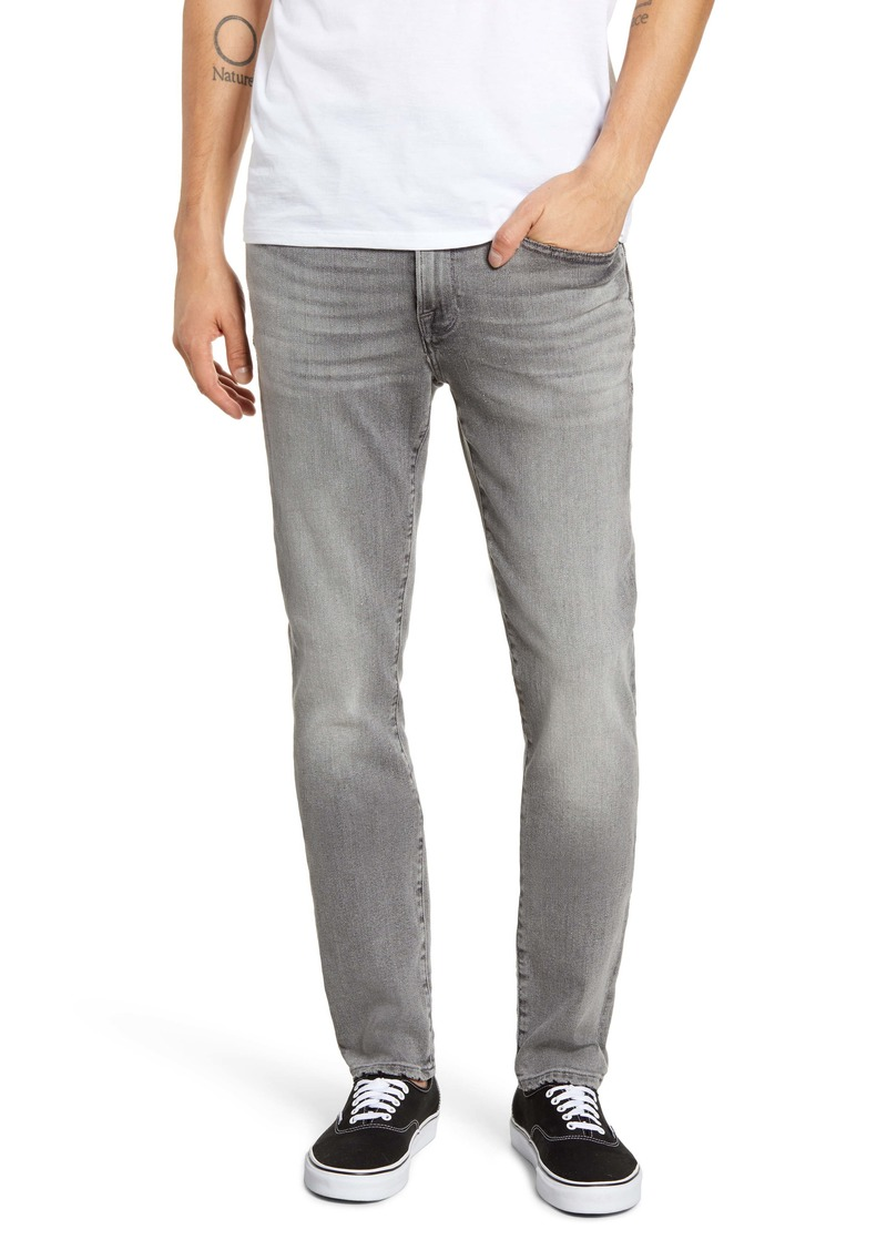 FRAME L'Homme Skinny Fit Jeans (Ashburry)