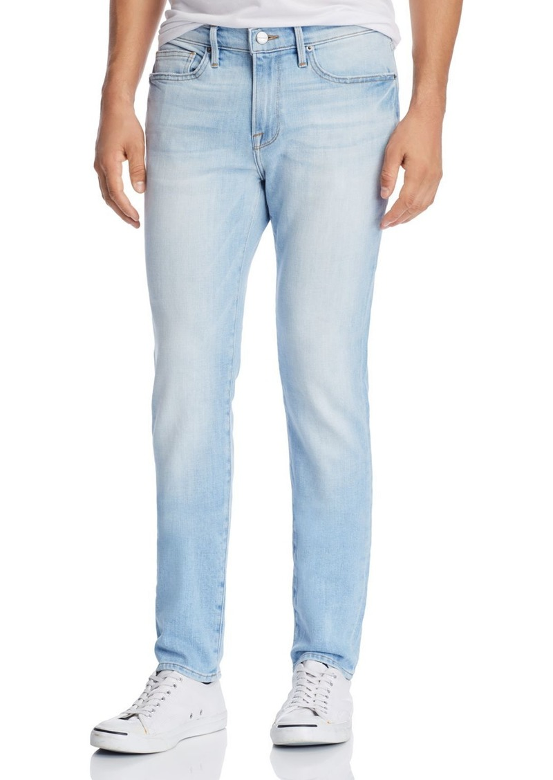 FRAME L'Homme Skinny Fit Jeans in Atwater - 100% Exclusive