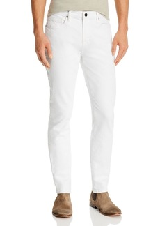 FRAME L'Homme Skinny Fit Jeans in Blanc