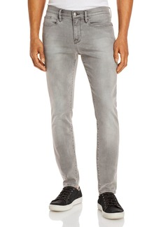FRAME L'Homme Skinny Fit Jeans in Castle Hill