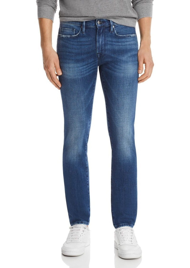 FRAME L'Homme Skinny Fit Jeans in Covell - 100% Exclusive