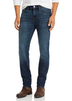 FRAME L'Homme Skinny Fit Jeans in Isaiah