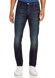 FRAME L'Homme Skinny Fit Jeans in Sierra