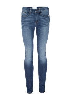 FRAME L'Homme Skinny Fit Jeans in Timberline