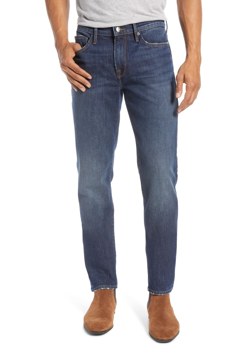 FRAME L'Homme Skinny Jeans (Smitty)