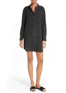 FRAME Linen Shirtdress