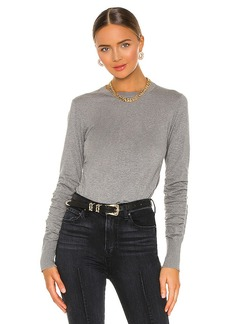 FRAME Luxe Crew Sweater
