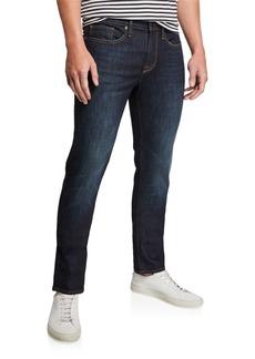 FRAME Men's L'Homme Slim-Fit Denim Jeans