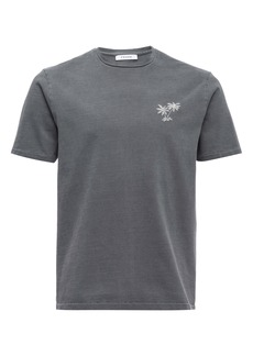 FRAME Palm Embroidered Men's T-Shirt