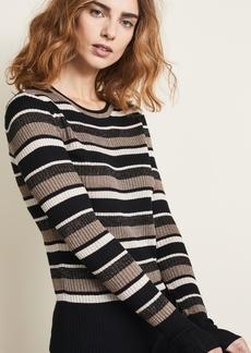FRAME Panel Stripe Sweater
