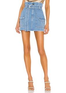 FRAME Paperbag Skirt