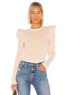 FRAME Rib Feminine Sweater