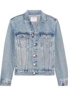 FRAME Rigid Re-Release denim jacket