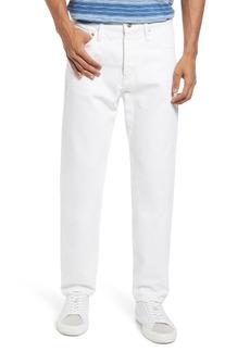 FRAME Selvedge Slim Straight Leg Jeans (Nordstrom Exclusive)