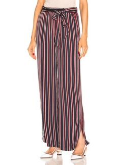 FRAME Side Slit Easy Pant