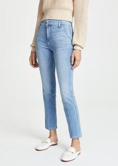 FRAME Slender Trousers
