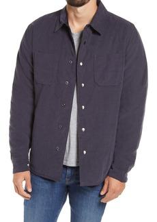 Frame Slim Fit Shirt Corduroy Jacket