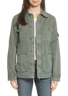 FRAME Slouchy Utility Jacket