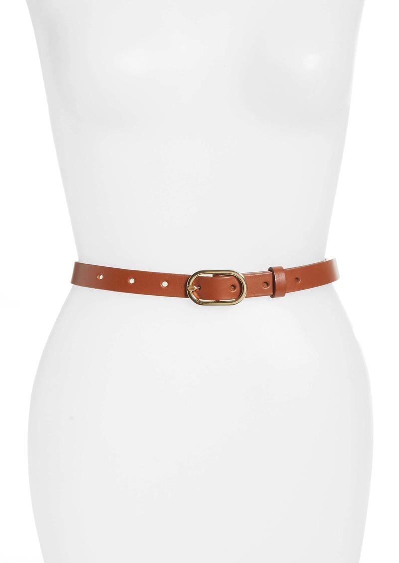 FRAME Small Studded Leather Belt