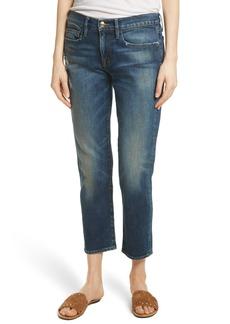 FRAME Straight Leg Jeans (Richfield)