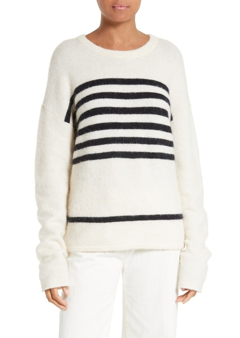FRAME FRAME Stripe Boyfriend Sweater | Sweaters - Shop It To Me