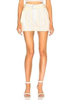 FRAME Stripe Short